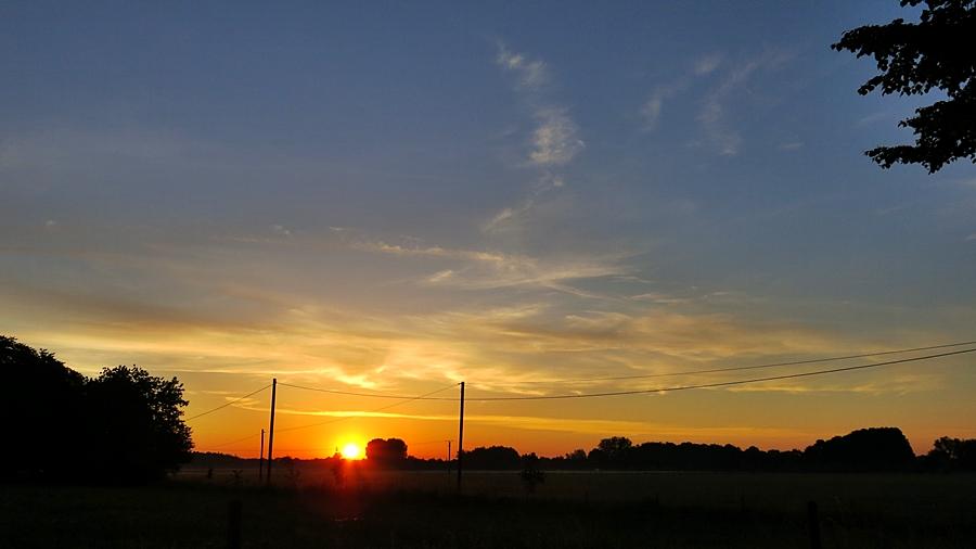 7-Juni Sonnenaufgang
