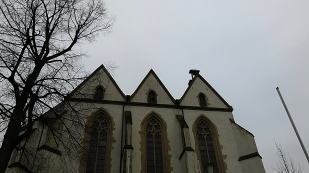 5-Januar Wallfahrstkirche Stromberg