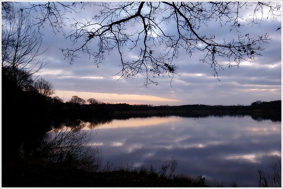 28-Dezember am Bänischsee
